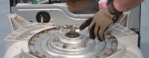 Замена подшипников стиральной машины Сименс в Харькове