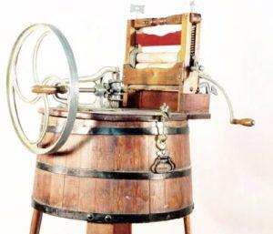 История создания стиральных машин