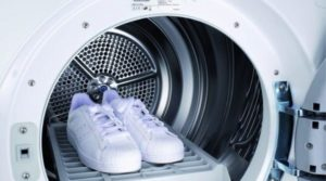 стирка обуви в стиральной машинке