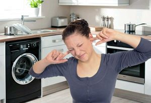 Вибрация стиральной машины