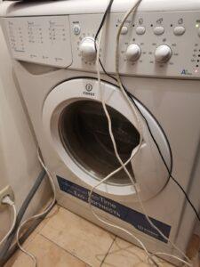 стиральная машина не запускается