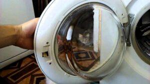 Ремонт дверцы (люка) стиральной машины