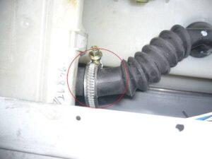 Замена шлангов и патрубков стиральных машин