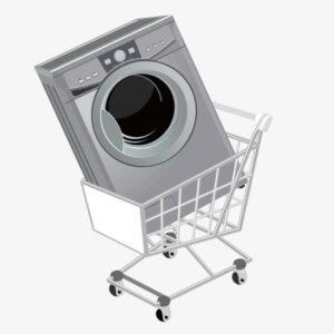 Почему стиральная машинка столько весит